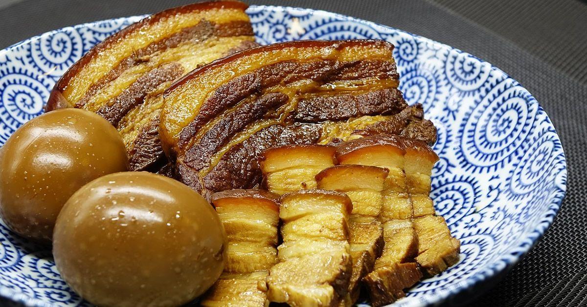 豚の角煮とシメオネとグアルディオラ
